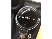 Novero Rockdale Bluetooth Stereo Headphones (With Carry Case)