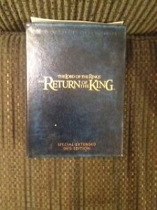 LOTR - Return of the King Special Extended DVD Edition (Box Set)