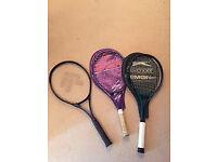 Tennis Rackets (3)