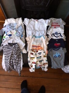0-3 Month Boys Clothing