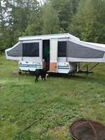 1990 Jayco 1006 tent trailer
