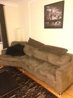 Everything for sale - lamp- couch-mirror-stools-Tv and more