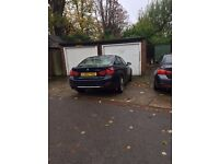 Swiss Cottage. Secure lock up garage with off street parking for additional vehicle