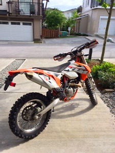 2015 KTM EXC 500 - Best Dual Sport every year!