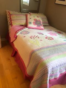 Bedding for double bed