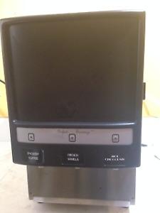 hot beverage machine