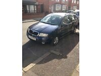 Skoda fabia buy or swap
