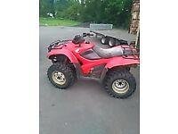 HONDA TRX 420 cc 2009 farm quad