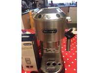 Delonghi Dedica EC680M Coffee Machine - Silver