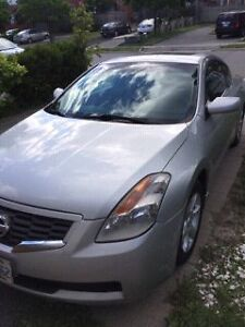 2008 Nissan Altima 2.5 Coupe