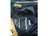 2 x Halfords Envelope Sleeping Bags