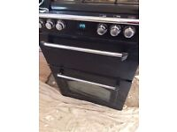 FREE Leisure Gourmet Classic Range cooker - gas hob, electric double oven - used - needs cleaning