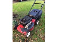 Mountfield SP470 self propelled rotary petrol mower