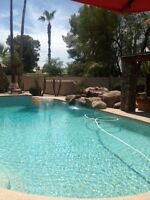 SNOWBIRDS-FULLY FURNISHED STUDIO GUESTHOUSE NORTH SCOTTSDALE, AZ