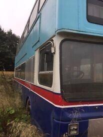 Double Decker Bus (Non Running)