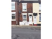 LET AGREED*2 BEDROOM TERRACE PROPERTY-LOWTHER STREET-STOKE-ON-TRENT-LOW RENT-DSS ACCEPTED-NO DEPOSIT