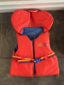 Youth life jacket - 60-90lbs
