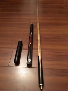 3/4 Hand Made Jian Yins Snooker Cue