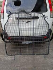 Toyota Townace cargo barrier. Rowville Knox Area Preview