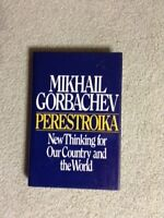 Mikhail Gorbachev -- Perestroika, New Thinking for Our Country