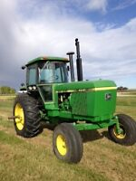 JD 4640 tracto