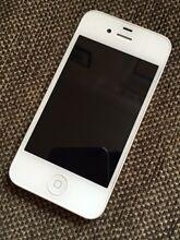 MINT CON iPhone 4S White Unlocked + Warranty+ Sony SoundDock
