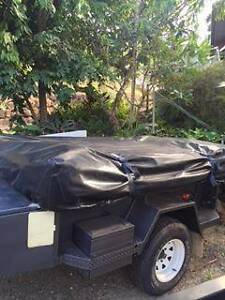 Ranger - Heavy Duty Off Road Camper Trailer Trinity Beach Cairns City Preview