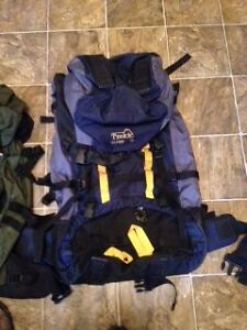 2 - overnight camping backpacks Prince George British Columbia image 2