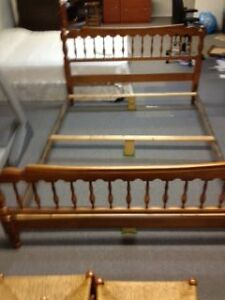Quality Queen-size Bed Frame Peterborough Peterborough Area image 1
