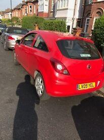 Vauxhall Corsa Long MOT £1050