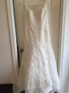 Melissa Sweet vintage look wedding dress, MS251002