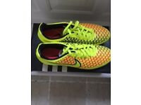 Brand new never worn Nike Majista football boots - size 6.5