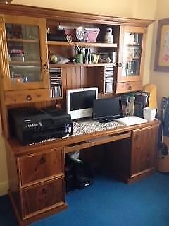 Sideboard Cabinet and Desk