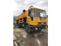 IVECO FORD HGV TIPPER NUO2 LXO
