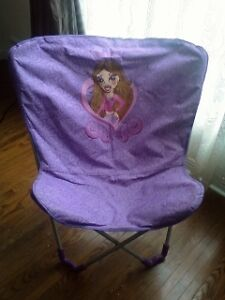 Child's Bratz folding chair
