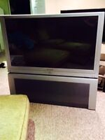 "52"" Panasonic Rear Projection TV (open to reasonable offers)"