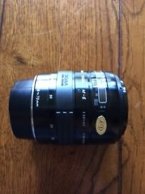 Sigma 28-70mm f/3.5-4.5 zoom lens