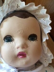 Vintage Baby Doll - 75 years old +