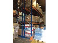 KS Hilo Premier Pallet Racking - ready for collection at a great price!