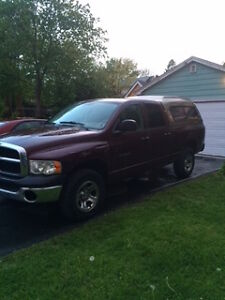 2004 Dodge Power Ram 1500 Pickup Truck
