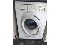 washing machine bosch good condition