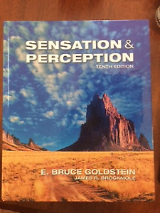 Sensation and Perception Tenth Edition: E. Bruce Goldstein