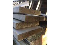 10x2 treated timber joists grade c24