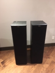 Nuance Stereo Speakers/Harmon Kardon Receiver