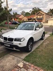 2008 BMW X3 Wagon Narrabeen Manly Area Preview