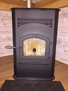 Pleasant Hearth Pellet Stove Pipes Incl. (used one season)