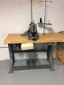 Singer Industrial Tacking Machine