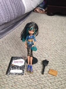 MONSTER HIGH DOLLS!!!