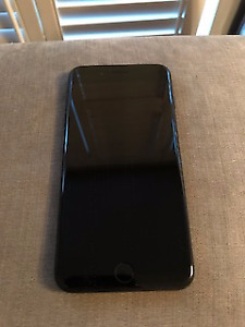Iphone 7 Plus Jet Black 128GB Locked Rogers
