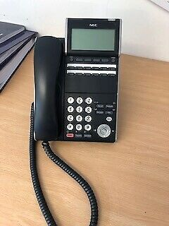 x13 Office Phones for sale (NEC DT700 ITL-12D-1P) | in Wimborne, Dorset |  Gumtree